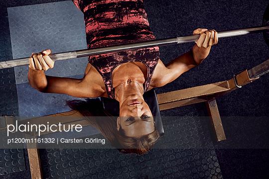 Bodybuilding - p1200m1161332 von Carsten Görling
