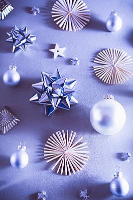 Christmas decoration - p1149m2021595 by Yvonne Röder