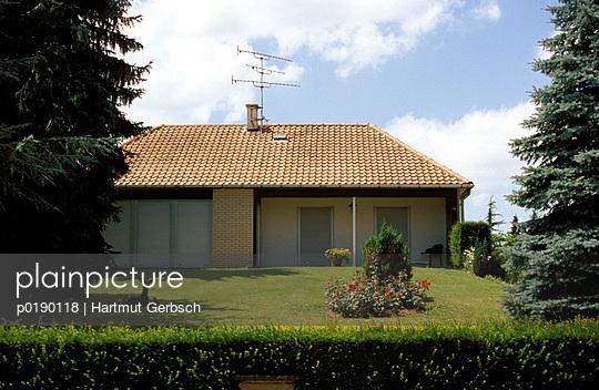 Einfamilienhaus - p0190118 von Hartmut Gerbsch