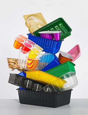 Plastikmüll - p509m1424267 von Reiner Ohms