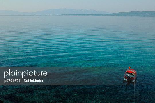 Meer an der Makarska Riviera - p9791671 von Schickhofer