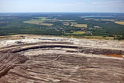 Braunkohlengrube Welzow - p1016m1025687 von Jochen Knobloch
