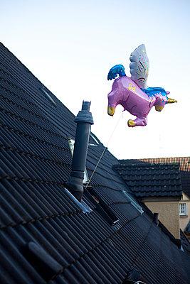 Unicorn - p1043m970529 by Ralf Grossek