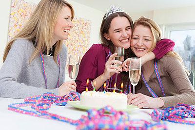 Geburtstagsfeier - p105m890524 von André Schuster