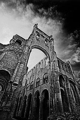 Jumieges Abbey - p1333m1194400 by Gérard Staron