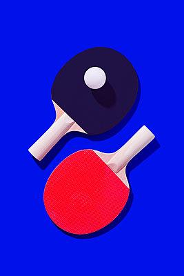 Ping pong - p1149m1592060 by Yvonne Röder