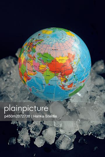 Global warming - p450m2072738 by Hanka Steidle