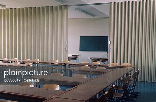 Leerer Schulungsraum - p8990017 von Celluloids