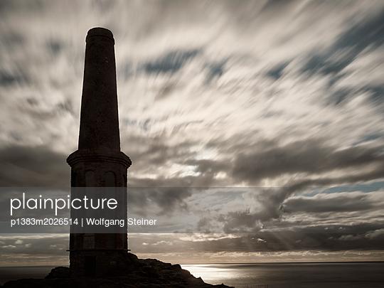 Cape Cornwall - p1383m2026514 von Wolfgang Steiner