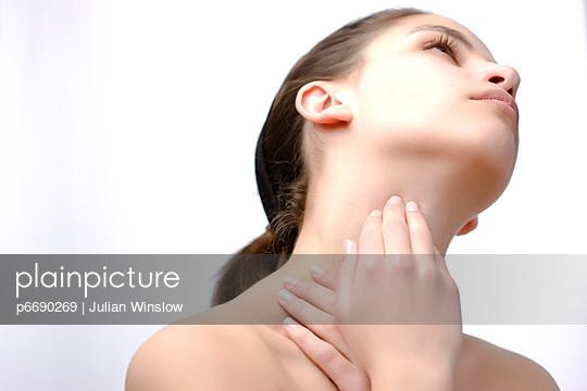 Beauty - p6690269 by Julian Winslow