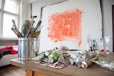 Atelier - p830m826078 von Schoo Flemming