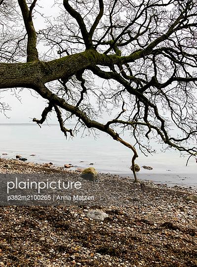 Silence on the Baltic Sea - p382m2100265 by Anna Matzen
