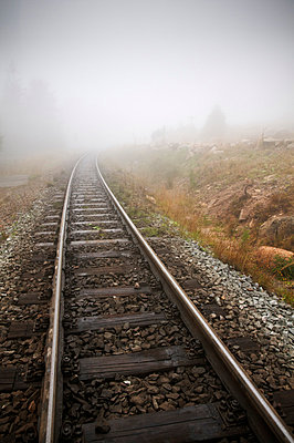 Track to Nowhere - p171m854008 by Rolau
