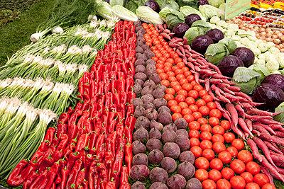 Gemüse - p898m853024 von Julia Blank