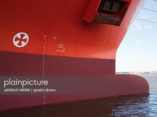 Ship bow - p930m2148390 by Ignatio Bravo