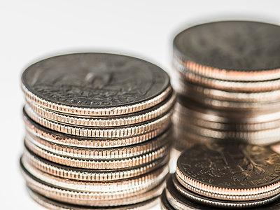 US Münzgeld - p401m1362444 von Frank Baquet