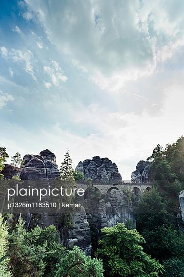 Basteibrücke - p1326m1183510 von kemai