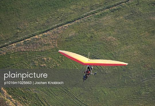 Drachenflieger - p1016m1025663 von Jochen Knobloch