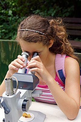 Microscope - p157m1109769 by Claudia Huber