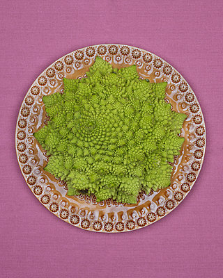 Pink Romanesco - p1323m1158825 by Sarah Toure