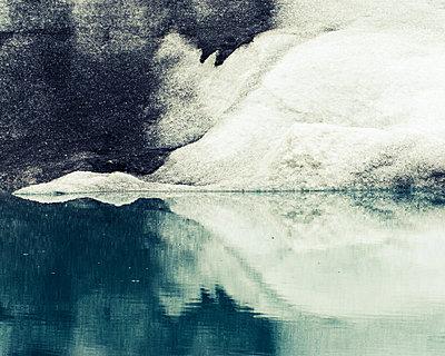 Jökulsárlón, Gletschersee, Skaftafell Nationalpark - p1542m2142308 von Roger Grasas