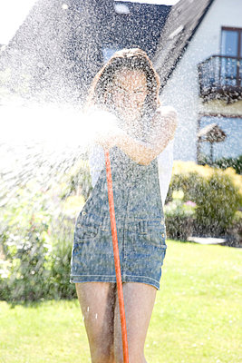Water hose - p6420006 by brophoto