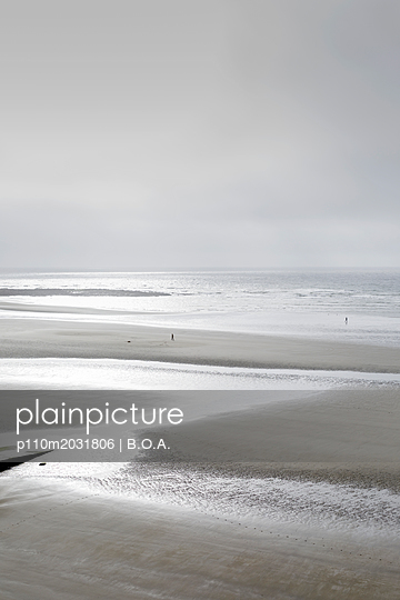 Weiter Strand - p110m2031806 von B.O.A.