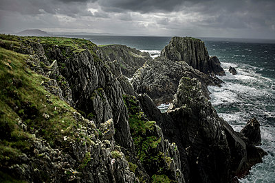 Malin Head - p741m892063 von Christof Mattes
