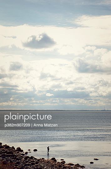 Angler - p382m907209 von Anna Matzen