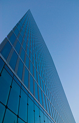 Glass facade - p7790003 by Luis Gervasi
