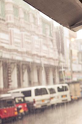Monsun - p795m1031485 von Janklein