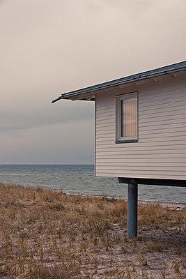 Strandhaus, Rerik - p1162m952152 von Ralf Wilken
