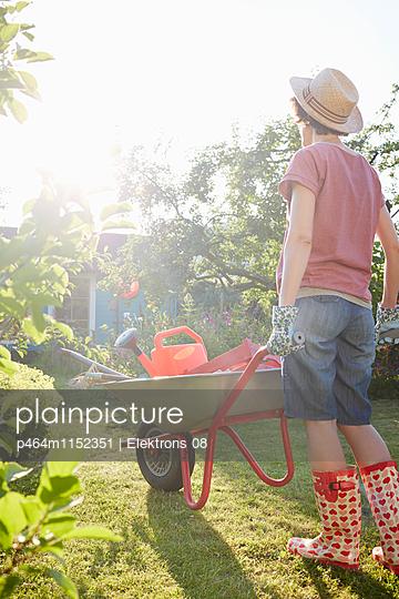Gartenwelt - p464m1152351 von Elektrons 08