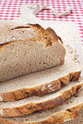 Fresh bread - p4641562 by Elektrons 08