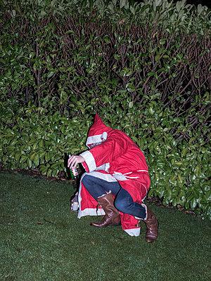 Weihnachtscreep - p1263m1511811 von Tomas Engel