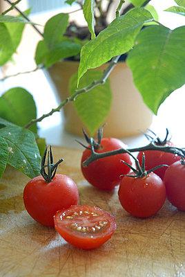 Tomaten - p567m667721 von AURELIAJAEGER