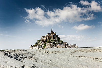 Le Mont-Saint-Michel - p248m1355129 von BY