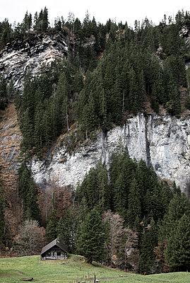 Berghütte - p1599m2168915 von Sandra Bergemann