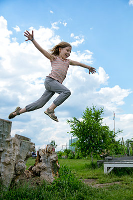 Jumping-off - p1212m1145908 by harry + lidy
