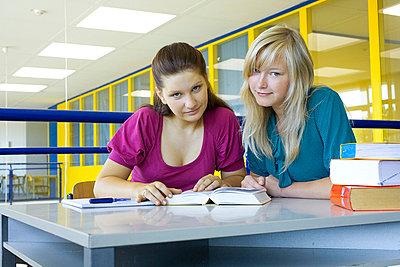 Grammar school - p3800055 by Katja Zimmermann