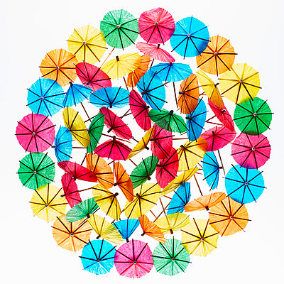 Cocktail parasols - p803m2270194 by Thomas Balzer