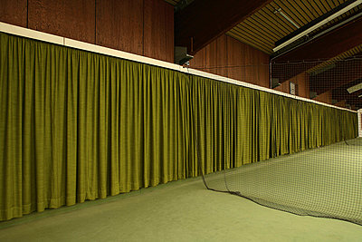 Tennis court - p113m698892 by Lioba Schneider