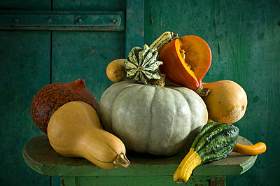 Various squashes - p300m1567728 by Achim Sass