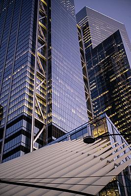 New York, United States buildings - p300m2155690 von Oscar Carrascosa Martinez
