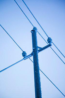 telephone pole, - p4266215f by Tuomas Marttila