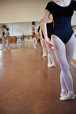 Ballet classes - p133m1044523 by Martin Sigmund