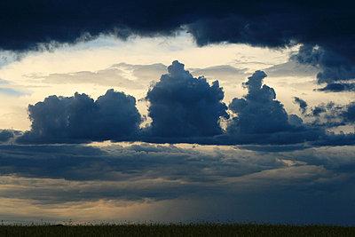 Gewitterwolken - p5330020 von Böhm Monika