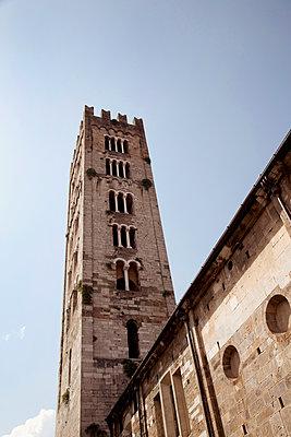 Turm von San Frediano - p382m1559155 von Anna Matzen