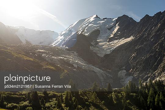 glacier de bionnassay - p534m2121987 by Susanna Ferran Vila
