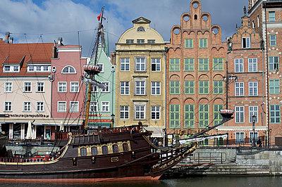 Old town, Gdansk - p1242m1084104 by teijo kurkinen